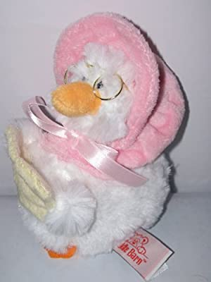 Cuddle Barn Mother Goose Squeezers -Pink - 5 Nursery Rhymes
