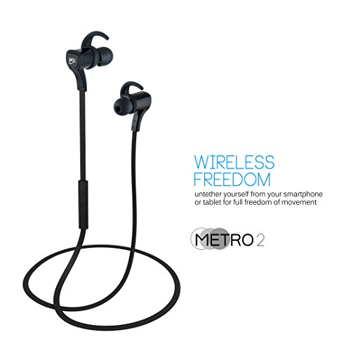 Bluetooth noise isolating inear stereo headset 860