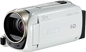 """Canon Legria HFR506 Caméscope 3,28 Mpix Écran LCD 3"""" 32X Blanc"""