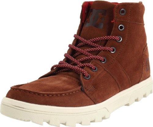 DC Men's Woodland Action Sports Shoe,Brown,11 M US