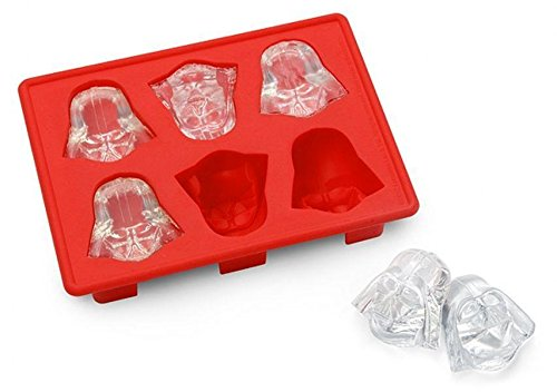 Star Wars: Darth Vader Silicone Ice Tray / Chocolate Mold