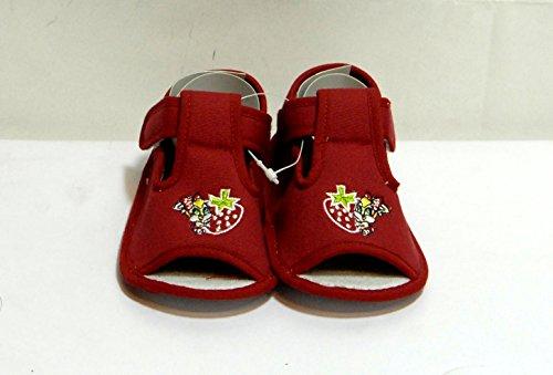 Scarpe sandalo neonato DISNEY BUGS BUNNY LOLA in spugna numero 21