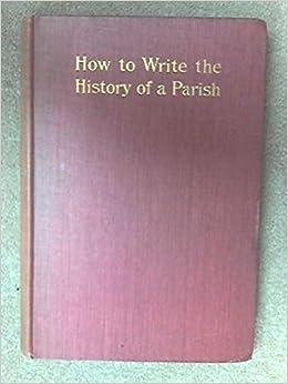write a history book