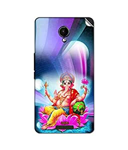 instyler MOBILE STICKER FOR LAVA IRIS X1 SELFIE