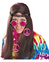 Rubie's Costume Feeling Groovy Female Hippy Accessory Kit