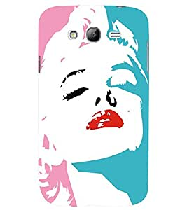 PRINTSWAG BEAUTIFUL GIRL Designer Back Cover Case for SAMSUNG GALAXY GRAND NEO PLUS