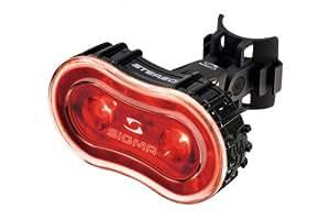 LED Rücklicht Sigma Stereo schwarz 19400 2022079600