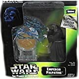 Star Wars Power Of The Force 2 Emperor Palpatine Millenium Minted Coin Figure