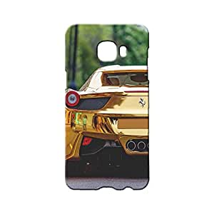 G-STAR Designer Printed Back case cover for Samsung Galaxy C5 - G6256