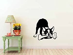 Panda Bear Face Vinyl Wall Decal Sticker Graphic by LKS Trading Post