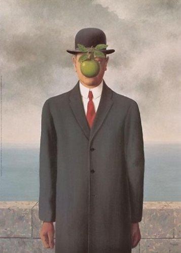 René Magritte - Fils de l'Homme