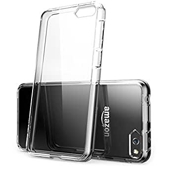 i-Blason Amazon Fire Phone Case - Scratch Resistant Hybrid Clear Case / Cover with TPU Bumper (Clear)