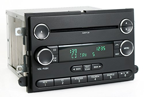 Ford 2007-2008 F-150 Pickup AM FM mp3 CD Player Radio Part Number 8L3T-18C869-AG (Ford Cd Player compare prices)