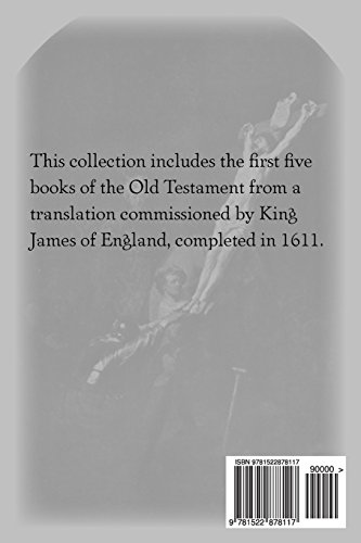 King James Bible - The Pentateuch