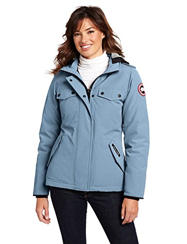 Canada gooses Women's Burnett Parka Coat Size XXL (Burnett Canada Goose compare prices)
