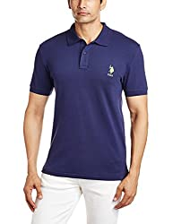 U.S.Polo.Assn. Men's T-Shirt (8907259729534_USTS2481_Small_Blue)