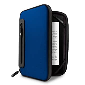 Marware jurni - Funda para el Kindle, color azul/negro (sirve para Kindle Paperwhite, Kindle y Kindle Touch)