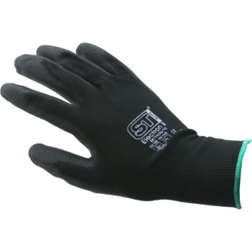 electron-pu-coated-anti-static-gloves-black-size-10in-xl-polybag-x-pack-of-2