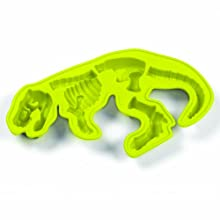 3B Scientific W64516R Fossil-Iced Silicone Ice Tray, T-Rex