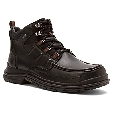Clarks Cedar Mens boot Black 13-MEDIUM