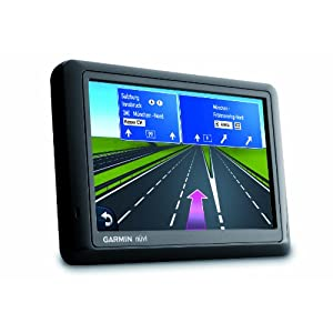 navi garmin n vi 1450t 12 7 cm 5 0 zoll display tmc. Black Bedroom Furniture Sets. Home Design Ideas