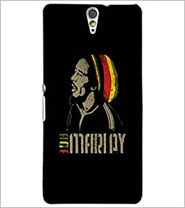 SONY XPERIA C5 FAMOUS PERSONALITY Designer Back Cover Case By PRINTSWAG