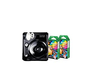 Fujifilm Instax 50S Camera + Mini Rainbow Colored Border 20 images