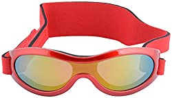 Real Kids Shades XTREME ELEMENTS Kids Sunglasses Red 3-7 Years, 37XTRERED