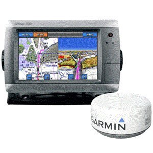 Garmin GPSMAP 740S Radar Pack w/GMR 18 HD