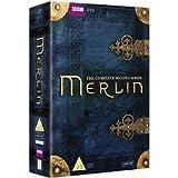 Merlin Season 2 [NON-U.S.A. FORMAT: PAL Region 2 U.K. Import] BBC TV Complete Series Two