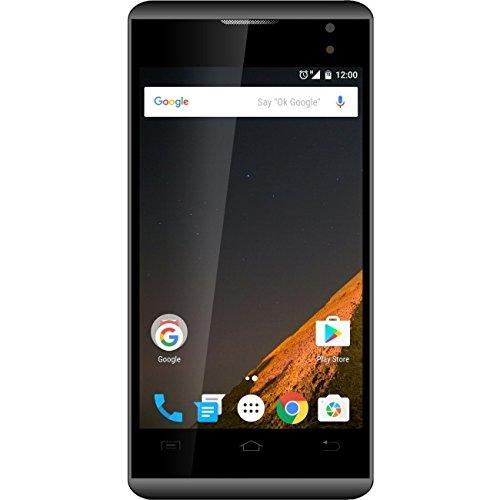 Figo Virtue 4.0 - Unlocked Dual Sim Smartphone - GSM Unlocked (Black) (Quad Band Smartphone compare prices)