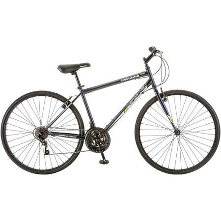 Why Should You Buy 700c Roadmaster Adventures Men's Hybrid Bike, Dark Blue