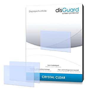 disGuard Film de protection d'écran haute qualité pour Olympus Stylus 1