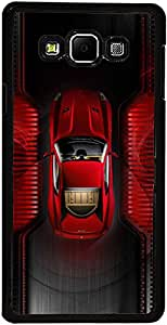 PrintVisa Case Covers for Samsung Galaxy A3 (D8137 Sports Car)