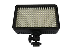 DidoMall 198a Camera Camcorder LED Video Flash Light Lamp for Canon Nikon