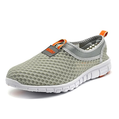 Men & Women Breathable Running Shoes,beach Aqua,outdoor,water,rainy,exercise,climbing,dancing,drive EU45 Orange