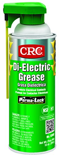 CRC Di-Electric Grease, 10 oz Aerosol Can, Opaque White (Dielectric Spray compare prices)