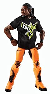 WWE Elite Collection Series #27 Kofi Kingston Action Figure by Mattel