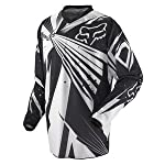 Fox Racing HC Undertow Jersey - X-Large/Black