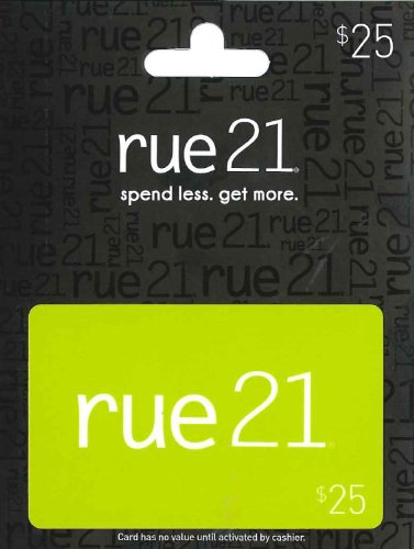 Rue 21 Gift Card $25