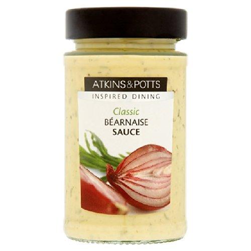 Atkins & Potts Gluten Free Bearnaise Sauce 190g