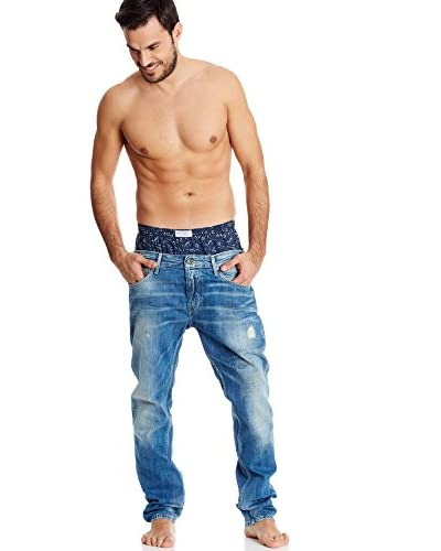 Pepe Jeans London Boxer Ruan [Blu Scuro]