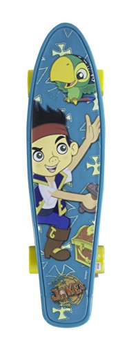 PlayWheels-Jake-and-the-Pirates-21-Wood-Cruiser-Skateboard