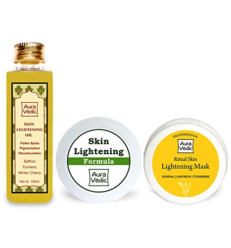 Auravedic Skin Lightening Essentials