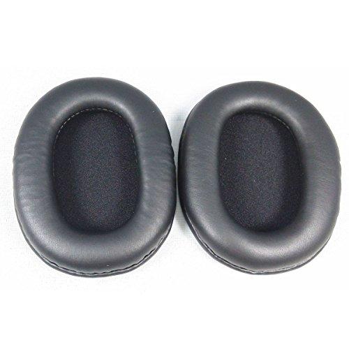 LEORX Ein paar Ersatz PU Schaum Kopfhörer Pad Ohrpolster für SONY MDR-7506 MDR-V6 MDR-CD900ST