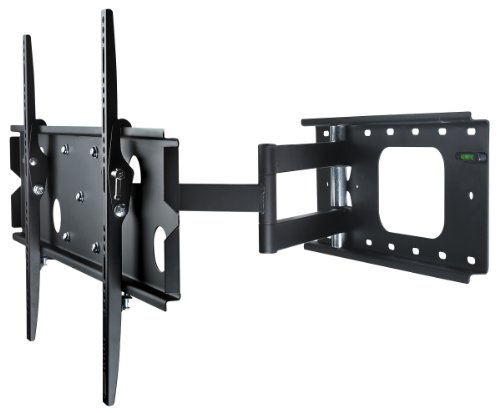 Ultimate Mounts Swing Arm Wall Bracket for 32 inch -60 inch TVs Black Friday & Cyber Monday 2014