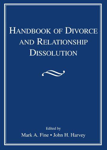 Divorce Course Pack Set: Handbook of Divorce and Relationship Dissolution PDF