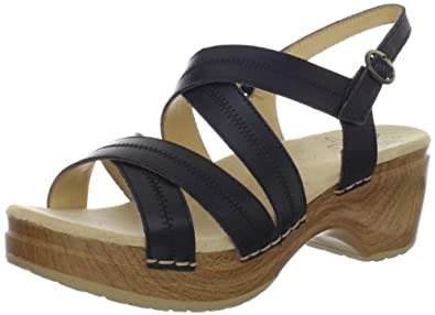 Amazon.com: Sanita Women's Darcy Platform Sandal: Shoes