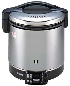 リンナイ ガス炊飯器(都市ガス12A・13A用) 【こがまる】 2~11合 ブラック RR-100GS-C-13A