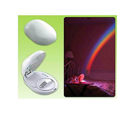 Beautiful Led Rainbow Projector Night Light